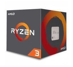 AMD Ryzen 3 1200 3,1/3,4GHz 8MB AM4 65W Wraith Stealth BOX procesor slika