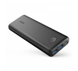 Slika izdelka: Anker PowerCore II 20.000 mAh powerbank PowerIQ 2.0 QC 3.0 powerbank črn