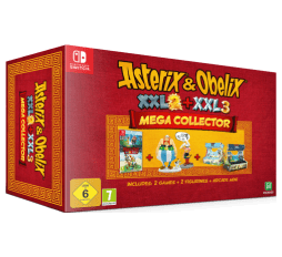 Slika izdelka: Asterix & Obelix XXL 2 & 3 - Mega Collector Edition (Switch)