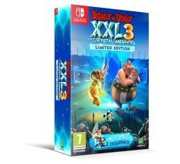 Slika izdelka: Asterix & Obelix XXL 3: The Crystal Menhir - Limited Edition (Switch)