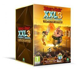 Slika izdelka: Asterix & Obelix XXL 3: The Crystal Menhir - Collectors Edition (PS4)
