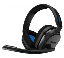 Slika izdelka: ASTRO A10 Headset for PS4 - GREY/BLUE - 3.5 MM - WW