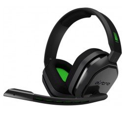 Slika izdelka: ASTRO A10 Headset for Xbox One - GREY/GREEN - 3.5 MM - WW