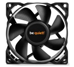 Slika izdelka: BE QUIET! Pure Wings 2 (BL044) 80mm 3-pin črn ventilator