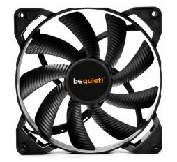 Slika izdelka: BE QUIET! Pure Wings 2 (BL046) 120mm 3-pin črn ventilator