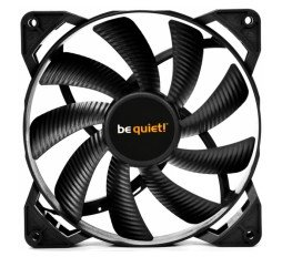 Slika izdelka: BE QUIET! Pure Wings 2 (BL047) 140mm 3-pin črn ventilator