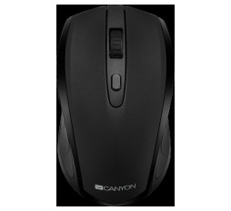 Slika izdelka: CANYON 2 in 1 Wireless optial mouse with 6 buttons, DPI 800/1200/1600, 2 mode