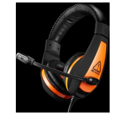Slika izdelka: CANYON Gaming headset 3.5mm jack with adjustable microphone and volume control, cable 2M, Black