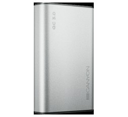 Slika izdelka: Canyon Power bank 10000mAh Li-polymer battery, Input Micro/PD 18W