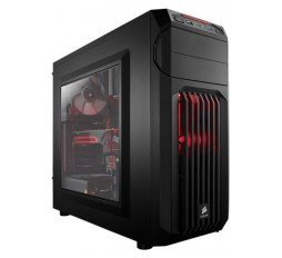 Corsair Carbide Series SPEC-01 Mid Tower Case, Red LED slika