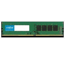 Slika izdelka: CRUCIAL 16GB DDR4-2666 UDIMM, CL=19, Dual Ranked, x8 based, Unbuffered, NON-ECC, 1.2V