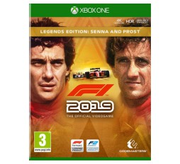 Slika izdelka: F1 2019 - Legends Edition (Xbox One)