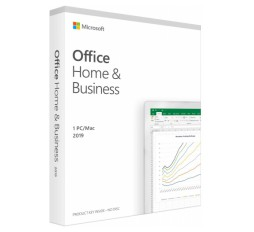 Slika izdelka: FPP Microsoft Office Home&Business 2019, PC