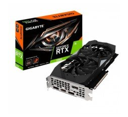Slika izdelka: GIGABYTE GeForce RTX 2060 WINDFORCE 6GB GDDR6 (GV-N2060WF2OC-6GD) grafična kartica