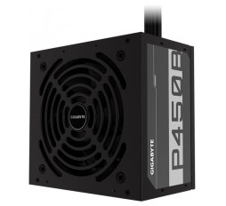 Slika izdelka: GIGABYTE P450B Power Supply 450W, 80+ Bronze, 120mm HYB fan, EU plug