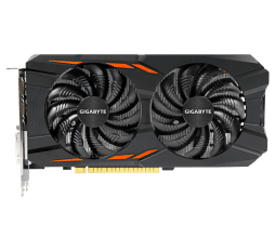 Slika izdelka: Grafična kartica GIGABYTE GeForce GTX 1050 Ti Windforce OC, 4GB GDDR5, PCI-E 3.0