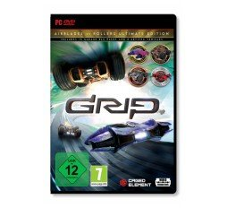 Slika izdelka: GRIP: Combat Racing - Rollers vs AirBlades Ultimate Edition (PC)