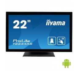 "Slika izdelka: IIYAMA PROLITE T2234AS-B1 54,6cm (21,5"") IPS LED na dotik Android all-in-one monitor"
