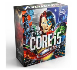 Slika izdelka: Intel Core i5 10600K BOX procesor - Marvel's Avengers Collector's