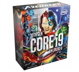 Slika izdelka: Intel Core i9 10850K BOX procesor - Marvel's Avengers Collector's