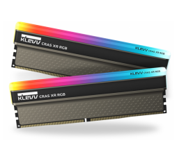 Slika izdelka: Klevv Crass XR RGB 16GB Kit (2x8GB) DDR4-3600MHz CL18, 1.35V