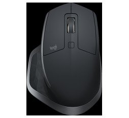 Slika izdelka: LOGITECH Bluetooth Mouse MX Master 2S - EMEA - LIGHT GRAY