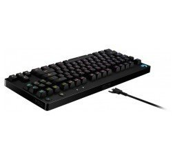 Slika izdelka: LOGITECH G Pro Mechanical Gaming Keyboard - US INT'L - USB - INTNL