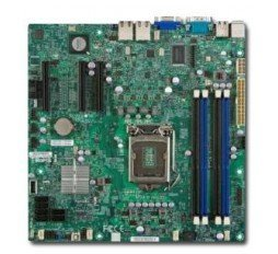 Slika izdelka: MB Server 1xSocket 1155 SUPERMICRO X9SCL-F Intel C202
