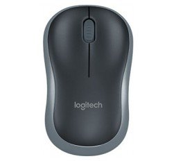 Miška Logitech M185 Wireless, nano, optična, modra slika