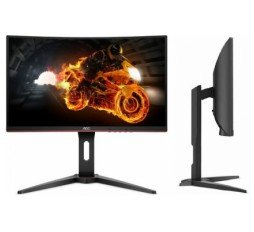 "Slika izdelka: Monitor AOC 68,6 cm (27,0"") C27G1 1920x1080 Curved VA(IPS) Gaming 1ms VGA 2xHDMI DisplayPort 144Hz HAS"