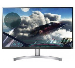"Slika izdelka: Monitor LG 227UK600-W, 27"", IPS, 16:9, 3840x2160, 2 x HDMI, DP, VESA (27UK600-W)"