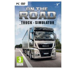Slika izdelka: On the Road Truck Simulator (PC)