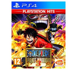 Slika izdelka: ONE PIECE PIRATE WARRIORS 3 PLAYSTATION HITS (PS4)