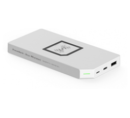 Slika izdelka: PowerBank Duo-Wireless (bel)