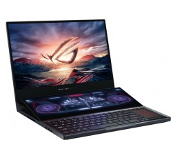 "Slika izdelka: Prenosnik ASUS ROG Zephyrus Duo 15 GX550LXS-HC033R i9 / 32GB / 2TB SSD / GeForce RTX 2080 Super / 15,6"" UHD / Windows 10"