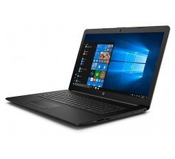 "Slika izdelka: Prenosnik HP 17-BY0010 Pentium/4GB/1000GB/Intel HD Graphics/Win10/17,3""HD"