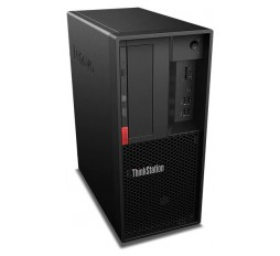 Slika izdelka: Računalnik LENOVO ThinkStation P330 Tower Workstation i3 / 16GB / 256GB SSD / NVIDIA Quadro P400 / Windows 10 Pro