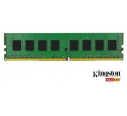 Slika izdelka: RAM DDR4 4GB PC2666 Kingston, CL19, DIMM, 1Rx16, Non-ECC (KVR26N19S6