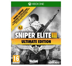 Slika izdelka: Sniper Elite 3 Ultimate Edition (xbox one)