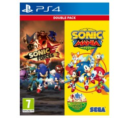 Slika izdelka: Sonic Mania Plus + Sonic Forces Double Pack (PS4)