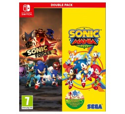 Slika izdelka: Sonic Mania Plus + Sonic Forces Double Pack (Switch)