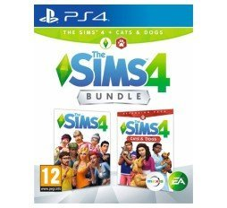 Slika izdelka: The Sims 4 + Cats and Dogs bundle (PS4)