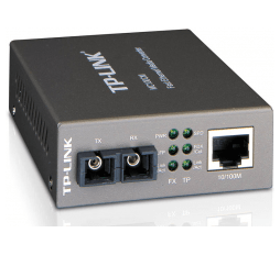 Slika izdelka: TP-LINK MC100CM 10/100Mbps Multi-Mode Media Converter