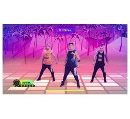 Slika izdelka: Zumba Burn it Up! (Switch)