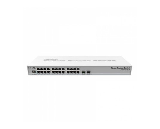 Mikrotik Cloud Router Switch Crs317 1g 16s Rm 16 Portni
